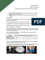 Quimica Organica 1 Informe 2