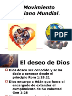 El Movimiento Cristiano Mundial