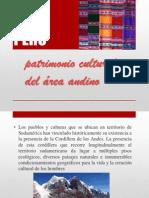 Patrimonio Cultural Peru