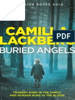 Buried Angels, by Camilla Lackberg - Extract