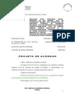 Modelo Rio Grande Taxa de Prevenção e de Lixo