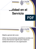 Calidad en El Servicio_presentacionCursoA