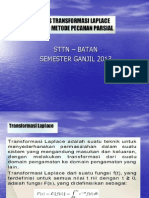 pERSAMAAN LAPLALCE 04