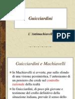 Guicciardini e Machiavelli.ppt