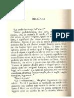 Filologia racconto di Leonardo Sciascia