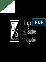 Cartão Gs Advogados - Rogério..