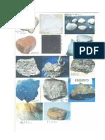 Piedras Para Reconocimiento de Edafo