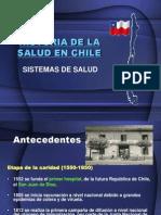 Historia de La Salud en Chile