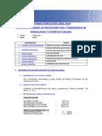 Informe Diario Onemi Magallanes 28.04.2014