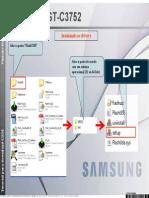 Tutorial Download GSM (GT-C3752)