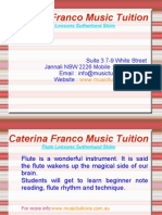 flute lessons sutherland shire