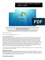 Sean's Windows 7 Install & Optimization Guide for SSDs & HDDs (1)