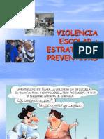 Taller Violencia Escolar