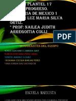 Diapositiva de Historia