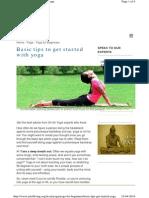 Basic-yoga Art of Living