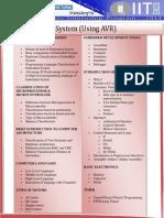Adv.emb.(Using AVR)