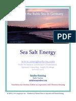 Sea Salt Energy Self Attunement Manual