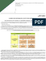 La Medición Contable en La Actividad Agropecuaria, Aplicación de La Rt (Facpce) 22 (Ganadería-granos) Desarrollo Práctico