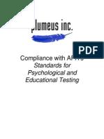 APA Standards Plumeus.unlocked