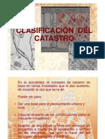 CLASIFICACION DE CATASTRO, Programas de Educación Continua
