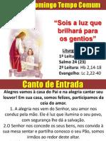 Missa Senhor 09.02.14