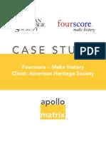 Apollo Matrix Fourscore Case Study