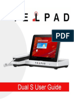 Telpad Dual S user Manual