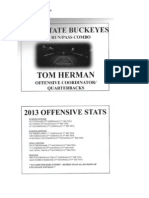 2014 Ohio State Clinic Notes