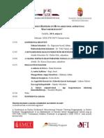 Hungarikumok konferencia
