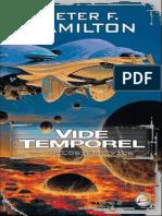 Peter F. Hamilton - Trilogie Du Vide 2 - Vide Temporel