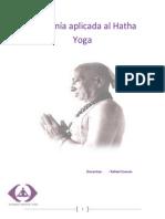 Anatomía Aplicada Al Hatha Yoga 2012