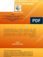 Po3 y Po4 Cobit Ingenieria de Software