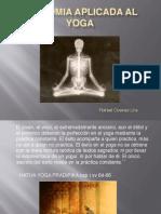 Anatomia Aplicada Al Hatha Yoga