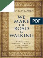 We Make the Road by Walking, Brian McLaren Excerpt