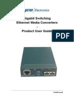 Gigabit Fiber Converter - Issue 3
