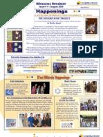 Beit Issie Shapiro Milestones Newsletter Issue #4 August 2009