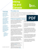 Global Banking Regulations and Canadian Banks