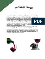 La Grande Variété de Vins Existant Au Monde