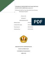 Evaluasi Dan Penerapan Sistem Pertanian Organik Pada Tanaman Sawi Caisim