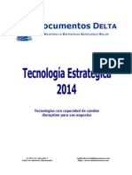 Tecnologia Estrategica 2014