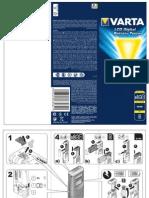 00891 Manual Batterietester