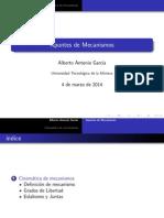 Diapositibas Apuntes de Mecanismos6