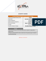 Portugal Tariff_ Effective 01-04-2014