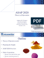 Course - ASAP 2020 Theory of Operation