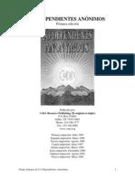 Libro Azul de Coda 12 Pasos Extendido Edicion Completa Mexicana