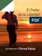 +Carlos de la Rosa Vidal - El Poder de la Libertad.pdf