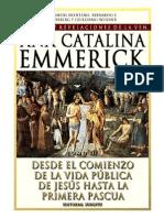 Visiones y Revelaciones de Ana Catalina Emmerich - Tomo 3