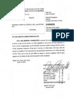 Bersin lawsuit