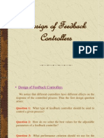 8Design of Feedback Controllers