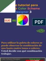 Breve Tutorial Color Scheme
